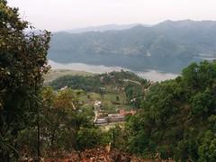 Sarangkot (Aleksandr Zykov) Tags: nepal sarangkot pokhara lake