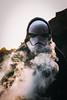 You piss me off. (Rlph.Axta) Tags: vape electronic smoke smok wotofo starwars star wars stormtrooper storm trooper hawaii lights blurred