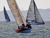 Yachts (Bernie Condon) Tags: yacht sail sailing yachting wind sea solent southamptonwater hampshire sport water boat