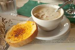 Boston Clam Chowder (Pat Durkin OC) Tags: trinidad food dinner seafood chowder clams