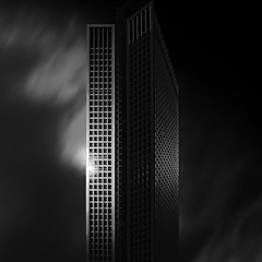 CRW_9809_new_final (DS3VCVOAIFJELQHBZQMZCR6GSE) Tags: frankfurt am main tower185 verticallines fineartarchitecture architecture blackandwhite postprocessing edit bnw building pespective geometric urban facade expression skyscraper technology office business tower brigde bridgeview ray light brightness contrast endless modern classic steelcontruction vertical lines focused parallel dramatic soft vibrant liquid dark surface reflection monochrome speed window sharp shadow clouds longexposure city futuristic technical graphic art texture glass steel design