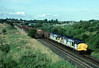 And the oldie features a working that ran for a short while moving unused Iron Ore following the closure of Ravenscraig steel works....6Z57 37051/138 Mossend-Llanwern Ryecroft 17-08-1992 (the.chair) Tags: 6z57 37051138 mossendllanwern ryecroft aug 1992