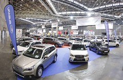 Feria del Automovil 84