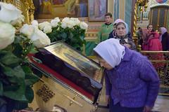 Вечерняя молитва накануне именин Правящего архиерея_30_ 02,11,2017