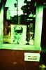 My Little Mailbox (Georgie_grrl) Tags: pedestriansunday september2017 musicians buskers dance performers art community kensingtonmarket toronto ontario pentaxk1000 rikenon12828mm crossprocessedfilm velviaasa50