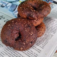 Italian Ring Cookies (yummysmellsca) Tags: yummy vegetarian chocolate cocoa yum sweet cooking baking cookies xmascookies xmas creativecookieexchange italian cheese foood holiday sugar