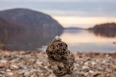 It wasn't gravity (JohnBalsamo Photography) Tags: fall hudsonriver river mountains ny newyork coldspring fellinlove gravity engaged engagement ring love