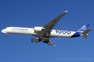 F-WWXL | Airbus | A350-1041 | KMKE