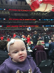 "Dani at Her First Bulls Game • <a style=""font-size:0.8em;"" href=""http://www.flickr.com/photos/109120354@N07/38169517042/"" target=""_blank"">View on Flickr</a>"