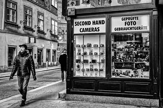 Second hand cameras