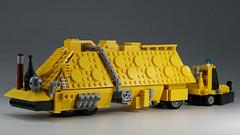Tanker_01 (kaba_and_son) Tags: blade runner tanker lego toxic mobile waste dump ブレードランナー レゴ タンカー bladerunner