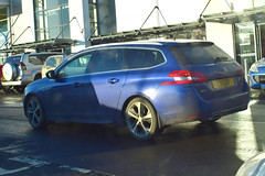 2015 Peugeot 308 GT Line SW Hdi Blue (>Tiarnán 21<) Tags: peugeot 308 gt line hdi blue