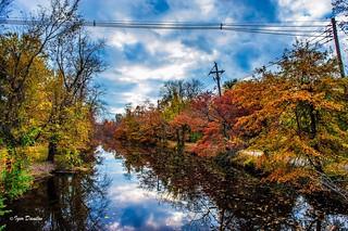 In The Autumn Sky - В Осеннее Небо.