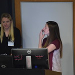 Students present their Environmental Science research