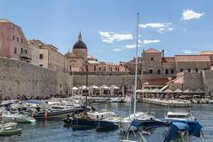 Dubrovnik (bruno vanbesien) Tags: croatia dubrovnik hrvatska boat hr