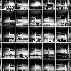 Little boxes 📦 (LUMEN SCRIPT) Tags: square symmetry building architecture window urban suburb suburbanphotography lines geometry unsharp fave200