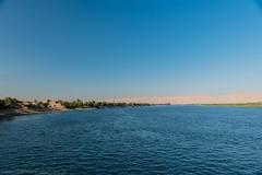River Nile Cruise From Edfou-Aswan to Luxor Via Esna Water Locks