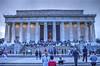 Lincoln Memorial 2 (MalB) Tags: hdr photomatix usa america pentax k5
