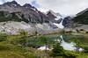 Torres Del Paine Trekking O (Eduardo Bassotto) Tags: torresdelpaine trekking chile patagonia adventure glacier green sky mountains southamerica