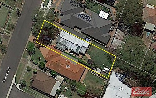 55 Wyena Road, Pendle Hill NSW