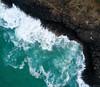 Fingal Head From Above (blinsaff) Tags: drone beach kingscliff fingal head mavic ocean waves water blue cliffs aerial