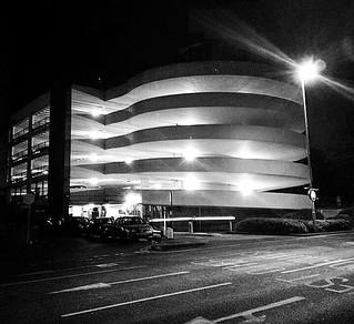 Watford car park