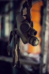 Chernobyl Diaries (wolfi8723) Tags: chernobyl tschernobyl ukraine gasmaske mask abandoned lostplace school chernobylwelcom