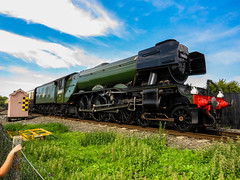 Flying Scotsman at Didcot (Railway-Fox) Tags: didcot railway centre lner pacific flying scotsman 60103 4472