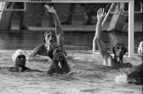 067 Waterpolo EM 1991 Athens