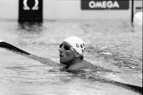 198 Swimming EM 1991 Athens