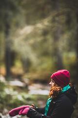 Autumncoffee-4 (junestarrr) Tags: autumn fall firstsnow finland oulu kalimenoja outdoors woods nature coffee kuksa bonfire trees forest intothewild north nordic visitfinland