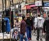 Outdoor Market (PAJ880) Tags: london petticoat lane clothes market shops cafes shoppr signs uk england urban crowds