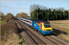 EMT Hire In (Resilient741) Tags: class 43 hst high speed train 43045 43046 kirkby la thorpe diversion sunday 19th november 2017 emt east midlands trains vtec virgin coast pole photo photography
