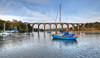 St Germans Viaduct, Cornwall (Baz Richardson (trying to catch up again!)) Tags: cornwall stgermans stgermansviaduct bridges viaducts rivers rivertiddy