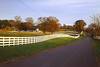 044-33m (George Hamlin) Tags: virginia west aldie loudoun county snickersville turnpike road fence undulating landscape sky fall foliage photo decor george hamlin photgraphy