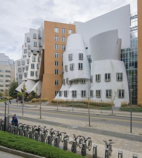 MIT Stata Center 32