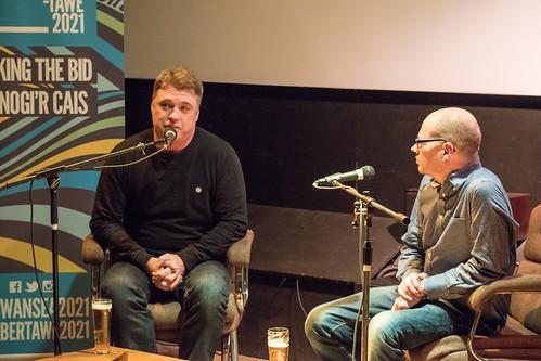 Football fever – Jonny Owen and 'Don't Take Me Home'
