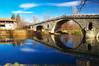 Кадин мост в Невестино (sevdelinkata) Tags: water bridge river struma bulgaria