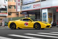 Ferrari 458 Speciale (Zac-H Photography) Tags: