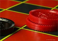 Checkers / Draughts  - 9710 (DASA Images) Tags: game macromondays checkers draughts gamesorgamepieces memberschoicegamesorgamepieces