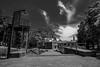 DSC00029 (Damir Govorcin Photography) Tags: australian technology park eveleigh sydney sky clouds blackwhite natural light wide angle sony a7rii zeiss 1635mm