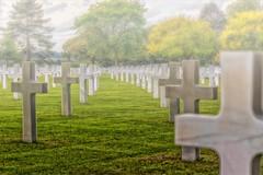 France - Normadie - St. James - War cemetery (felixvancakenberghe) Tags: europe stjames montjoiesaintmartin normandie france cemetery