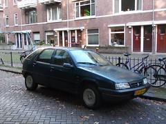 Citroën ZX 1.8i Avantage (17 03 1995) (brizeehenri) Tags: citroën zx 1995 lfln94 rotterdam