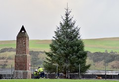 Christmas Is Coming - Aberdeen Harbour Scotland 30/11/17 (DanoAberdeen) Tags: monument scartysmonument danophotography danoaberdeen aberdeenharbour tree xmastree scottish grampian aberdeenscotland aberdeen footdee fittie amateur candid 2017 christmas xmas santaclaus 2018 santa sleigh sleighbells christmasday xmasday happychristmas happyxmas december25th presents father recent novelties merry family geotagged seaport anchor dock seafarers bluesky autumn winter summer spring workboats oilandgas harbour tug wasser fitdee scotland bonnie blue sky psb gb uk shipspotting shipspotters supplyships offshore oilrigs water river offshoreships oilships schotland aht imo generalcargo merchantnavy worboat abdn abz merchantships