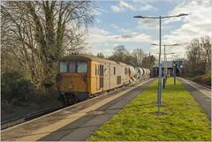 73107 South Merton (RyanTaylor1986) Tags: class 73 731 73107 ed shoebox electro diesel locomotive rhtt rail head treatment train south merton wimbledon sutton railway gbrf