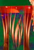 La cortina (seguicollar) Tags: cortinas cortinajes transparencia red verde rojo imagencreativa photomanipulación art arte artecreativo artedigital virginiaseguí green