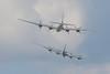 EAA2017Fri-0860a B-29s Fifi and Doc (kurtsj00) Tags: eaa 2017 friday oshkosh osh17 airventure boeing b29 superfortress doc 469972 n69972 fifi caf nx529b