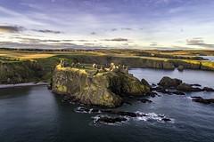 Dunnottar Castle (Steve Samosa Photography) Tags: castledunnottar dunnottar droneshot dronecamera drone aerial aerialview seaside seascape scotland stonehaven
