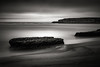 Pacific Wisdom (StefanB) Tags: 1235mm 2017 bw california coast em5 geotag longexposure monochrome pacific santacruz seascape sea fourmilebeach