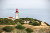 Alfanzina Lighthouse (DC P) Tags: farol de alfanzina cabo sao vincente algarve portugal landscape sea coast lighthouse clouds rocky rock beautiful bej soe ngc fort end world outdoor shore seaside cliff bluff ridge praia do carvoeiro adventure canon color dof explore fantastic light old outside outdoors pov panorama port serene travel trekking view wideangle wide waterfront plants nature landschaft red